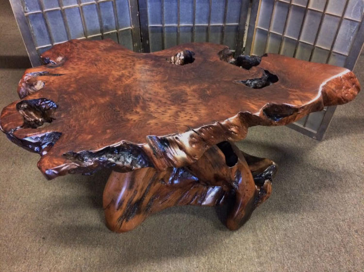 Surprising Redwood Burl By Artisan Burlwood Beutiful Home Inspiration Cosmmahrainfo
