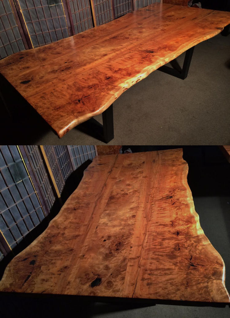Miraculous Redwood Burl By Artisan Burlwood Beutiful Home Inspiration Cosmmahrainfo