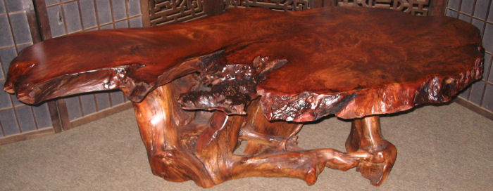 Fabulous Redwood Burl By Artisan Burlwood Beutiful Home Inspiration Cosmmahrainfo